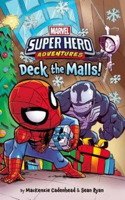 Deck the Malls! (Marvel SuperHero Adventures)