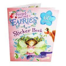 Wish-Fairy Wand Forget-Me-Not-Fairies