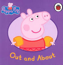 Peppa Pig Out and About BB