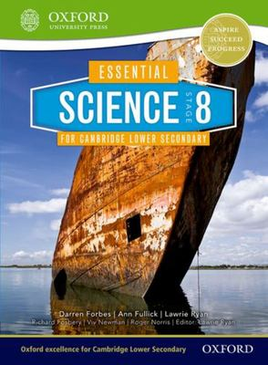 Essential Science for Cambridge Secondary 1 - Stage 8 Coursebook