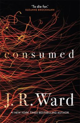 Consumed (Firefighters #1)