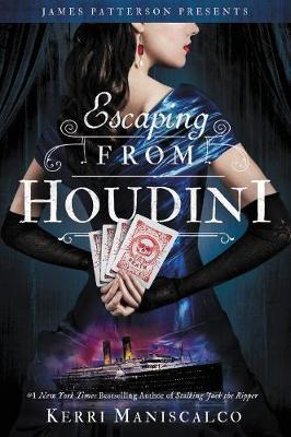 Escaping from Houdini - Stalking Jack the Ripper Bk 3
