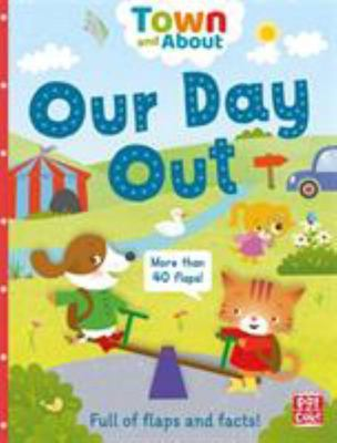 Our Day Out - More Than 40 Flaps! - Full of Flaps and Facts
