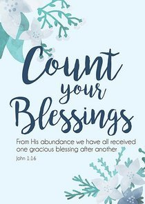 Post Lg: Count Your Blessings