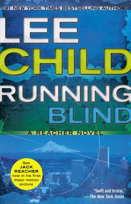 Running Blind released as The Visitor outside the US (#4 Jack Reacher)