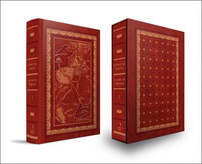 A Game of Thrones (Individual Slipcase Edition)