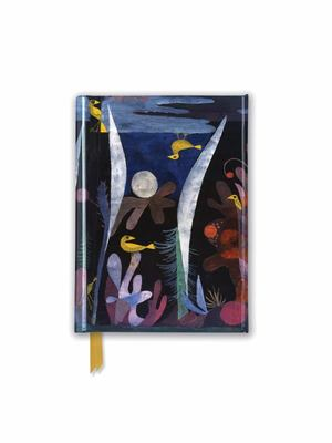 Paul Klee: Landscape with Yellow Birds (Foiled Pocket Journal)