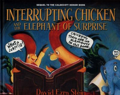 Interrupting Chicken and the Elephant of Surprise (HB)