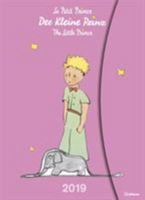 2019 The Little Prince magnetic diary