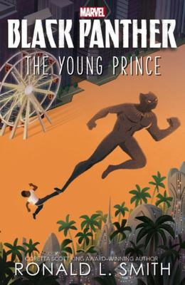 Black Panther the Young Prince: Marvel