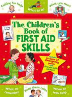 Children's Book of First Aid Skills