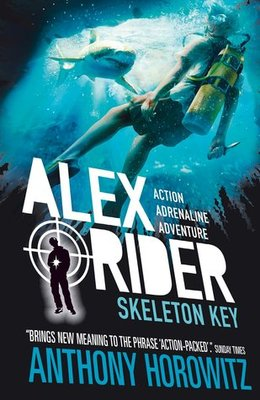 Skeleton Key (Alex Rider #3)
