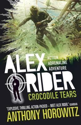 Crocodile Tears (Alex Rider #8)