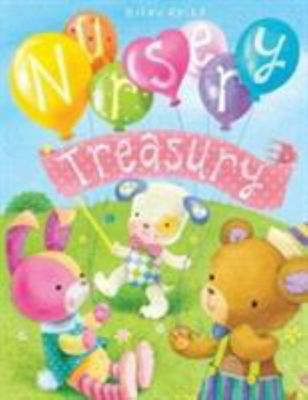 Miles Kelly - Nursery Treasury - 384 Pages