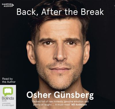 Back, after the Break - Audio