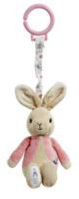 Flopsy Bunny Attacahable Jiggler toy