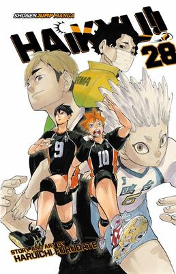 Haikyu!!, Vol. 28