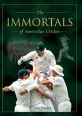 Immortals of Cricket