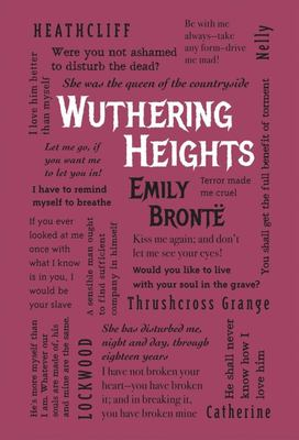 Wuthering Heights (Word Cloud Classics)