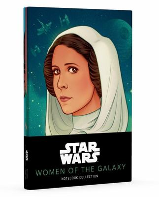 STAR WARS: WOMEN OF THE GALAXY NOTEBOOK COLLECTION