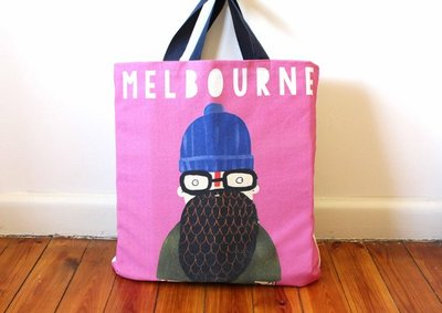Cheerio Paper Co. Melbourne Boy Tote