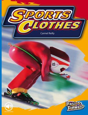 Fast Forward Level 11 Non-Fiction Sports Clothes