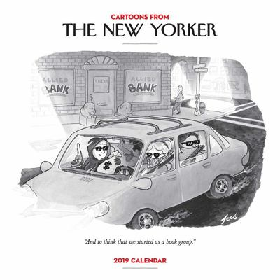 2019 Cartoons from the New Yorker Wall Calendar