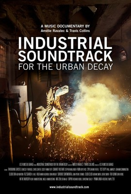 Industrial Soundtrack for The Urban Decay DVD