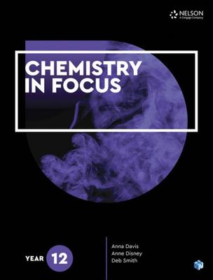 Chemistry in Focus HSC 12 Student Book with 4 Access Codes