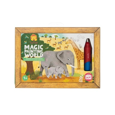 Safari Adventures (Magic Painting World)