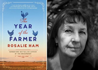 Rosalie Ham in conversation, Monday 15th October at 6.30pm - BOOK & TICKET