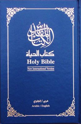 NAV/NIV Arabic/English Bilingual Bible