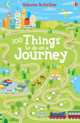100 Things to Do on a Journey (Usborne Activity Cards)