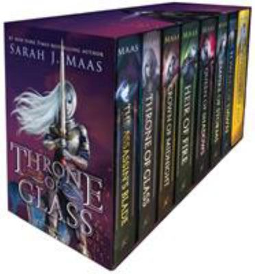 Throne of Glass Box Set (Hardback)