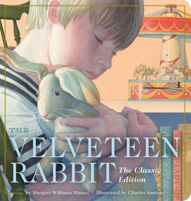 The Velveteen Rabbit (Oversized Padded Board Book)