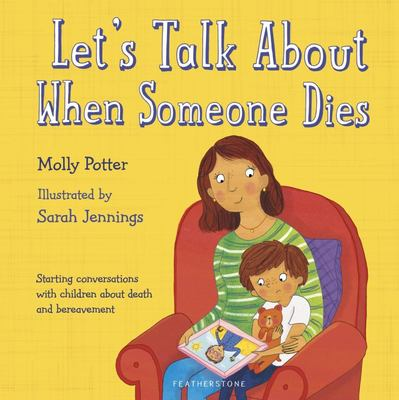 Let's Talk about When Someone Dies (HB)