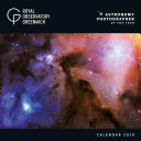 2019 Astronomy Photographer of the Year Greenwich Royal Observatory Wall Calendar