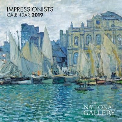 2019 National Gallery Impressionists - Mini Wall Calendar