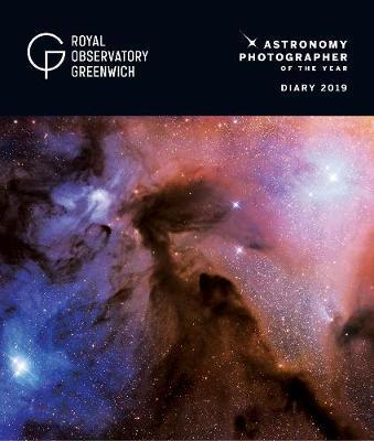 2019 Royal Observatory Greenwich - Astronomy Photographer of the Year Desk Diary