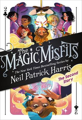 The Second Story (Magic Misfits #2)