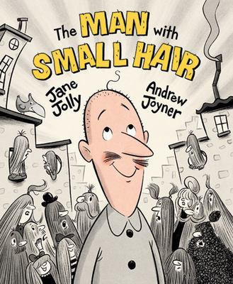 Man With Small Hair