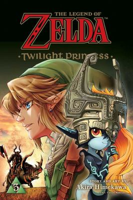 The Legend of Zelda: Twilight Princess Vol. 3