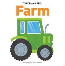 Touch and Feel Farm Board Book