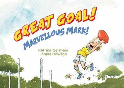 Great Goal!: Marvellous Mark!