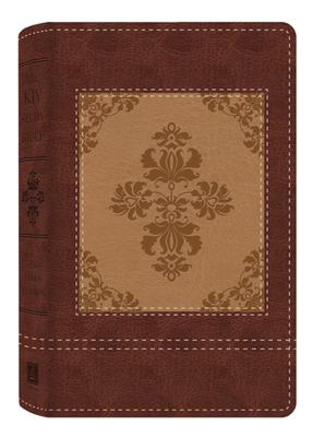 KJV Study Bible (Heritage Two-Tone Brown)