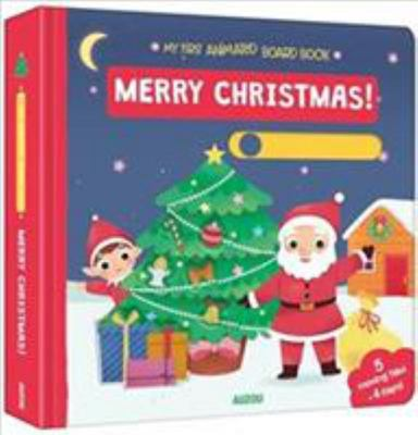 Christmas - My First Animated Board Book
