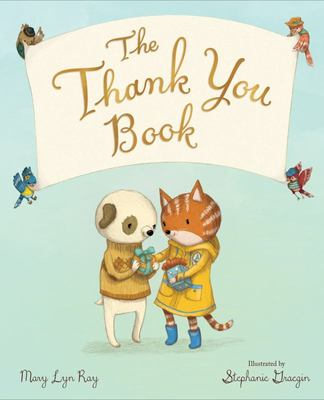 The Thank You Book (HB)