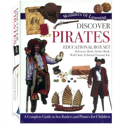 Discover Pirates (Wonders of Learning Box Set)