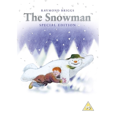The Snowman: DVD UK edition