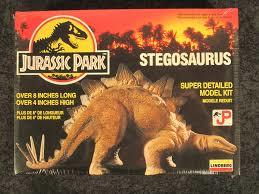 Stegosaurus Model Kit